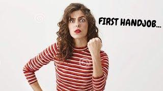 FIRST HANDJOB...