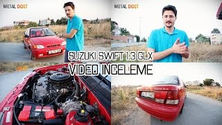 Suzuki Swift 1.3 GLX, Video İnceleme