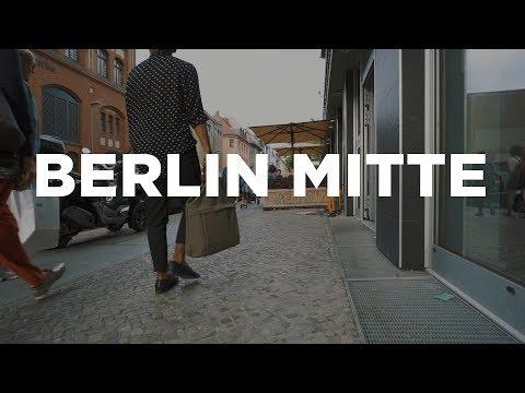 Berlin-Mitte Neighborhood Video