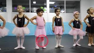 O ballet da Academia WB é referência de qualidade!