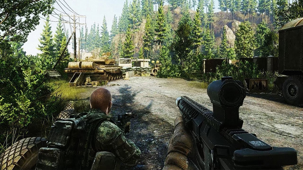 Top 20 Best Free Pc Fps Games 2019 Best Free Pc Games On
