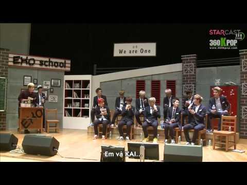[Vietsub] 130820 EXO Midsummer Nights Growl Naver Starcast [EXO Team]
