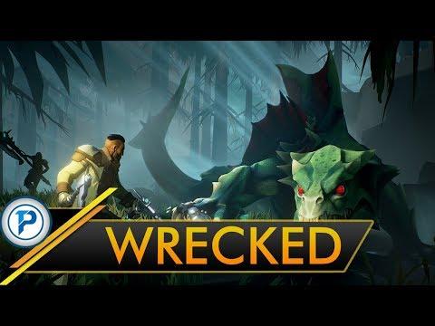 Dauntless: Wrecked -Drask Fight