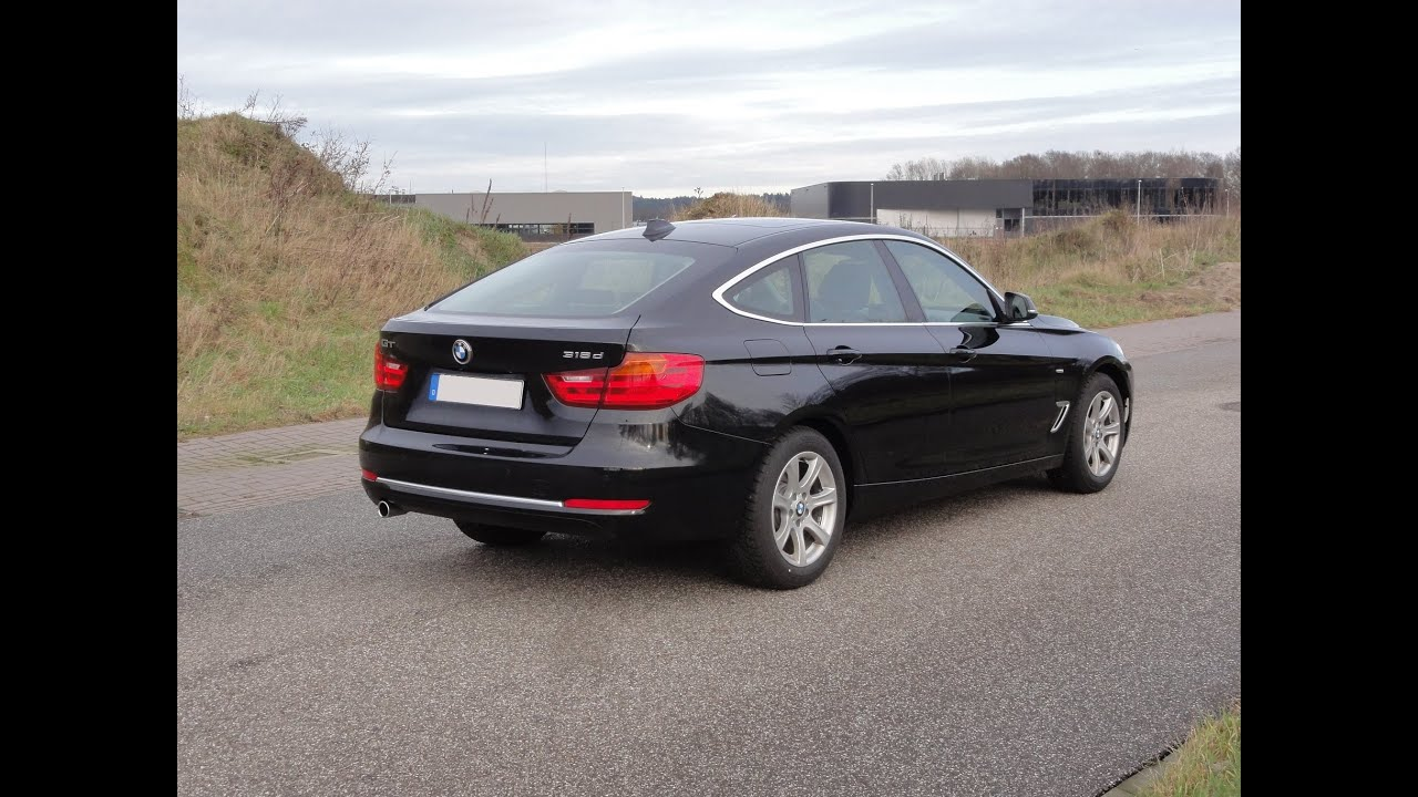 2013 Bmw 318d Gt Walkaround Youtube