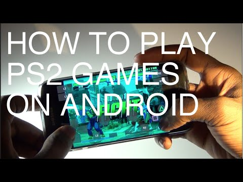 How To Play PS2 Games On ANY Android