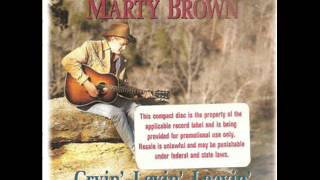 Watch Marty Brown I Love Only You video