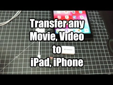 How To Transfer Any Movie Or Video To IPad