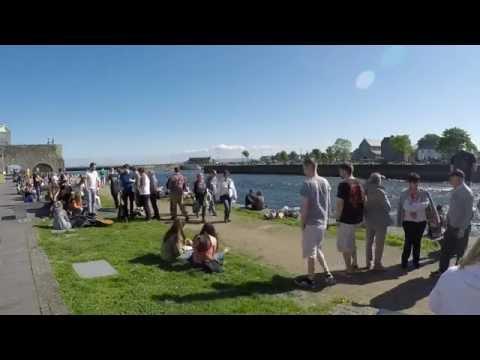 Summer In Galway City /hero4silver