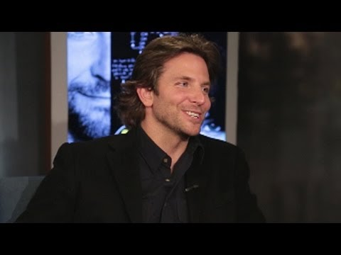 Bradley Cooper Interview: Actor Plays a Bi-Polar Eagles Fan in 'Silver Linings Playbook'