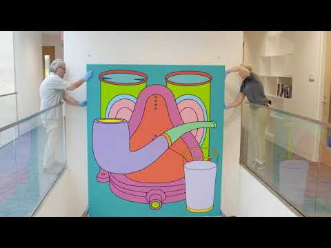 Art at Penn is Found Beyond Museum Walls