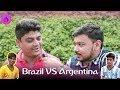 Brazil vs Argentina | Lionel Sunny vs Sunny Leone (World Cup Fever)