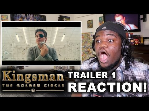 Thumbnail: Kingsman - The Golden Circle Trailer 1 : REACTION!