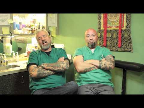 Billy Hill's Tattoo TV Episode #145 - Interview with Curtis Shepperd