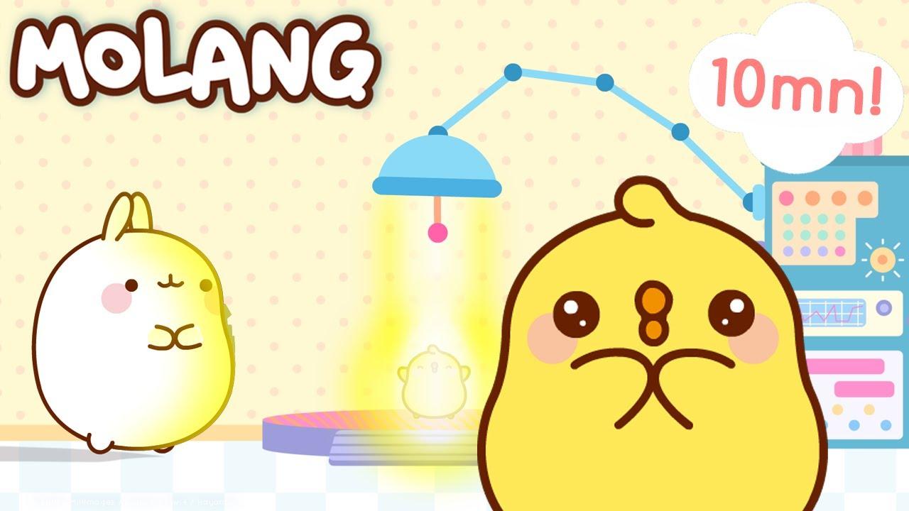 Molang - Bigger than ever !    More @Molang ⬇️ ⬇️ ⬇️