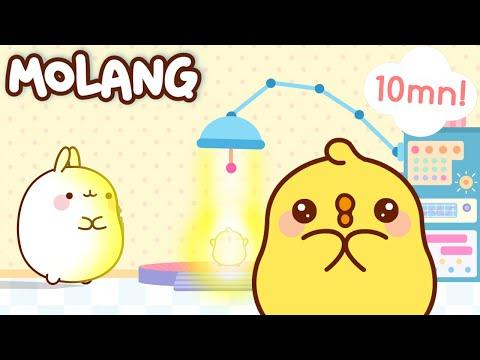 Molang - Bigger Than Ever !| #cutecartoon #funnycartoon A #fantastic Story !