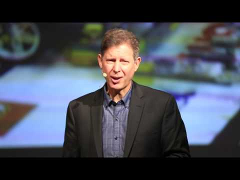 How Students Become Creators Instead of Consumers of Technology | John Harris | TEDxLangleyED