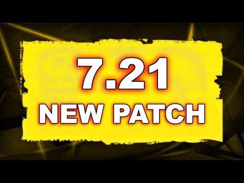 Dota 2 NEW 7.21 UPDATE - Main Changes! thumbnail