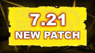 Dota 2 NEW 7.21 UPDATE - Main Changes!