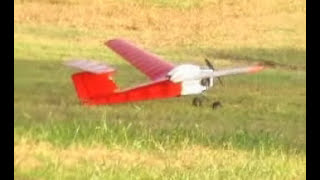 Comet - The Steam Powered Model Aircraft From Sri Lanka