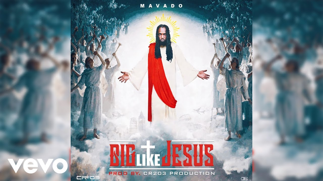 Mavado - Big Like Jesus (Official Visual Audio)