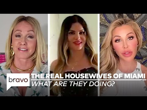 THROWBACK! Life Updates From Alexia, Adriana & Lisa | The Real Housewives Of Miami