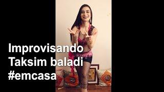 Taksim Baladi (El Hob Halal- Hossam Ramzy) | Aline Mesquita Dança do Ventre | Porto Alegre - RS