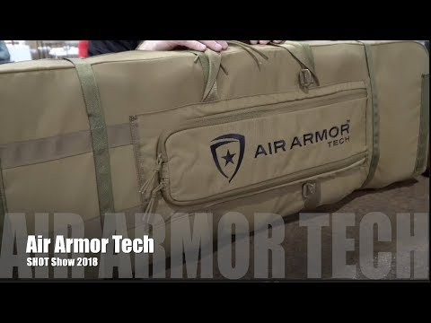 Air Armor Tech-Military Grade Inflatable Weapon  Cases
