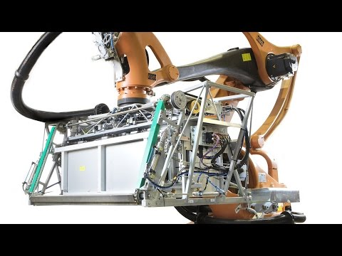 A+F Packaging Solutions –  Roboterpalettierer