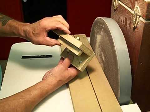 A Drill Bit Sharpening Jig You Can Rely On Youtube