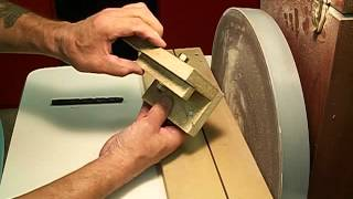 A Drill Bit Sharpening Jig You Can Rely On
