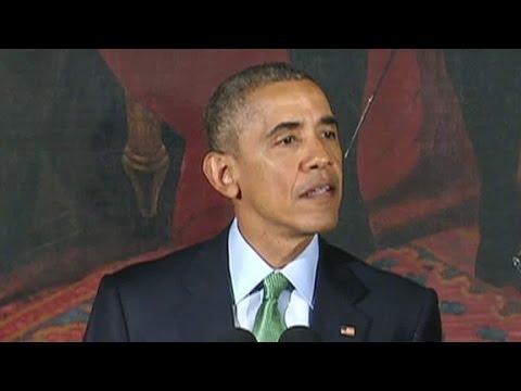 Obama: Campaign rhetoric is 'vulgar and divisive'