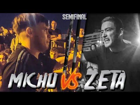 MICHU VS ZETA Semifinal Freedom Fighters