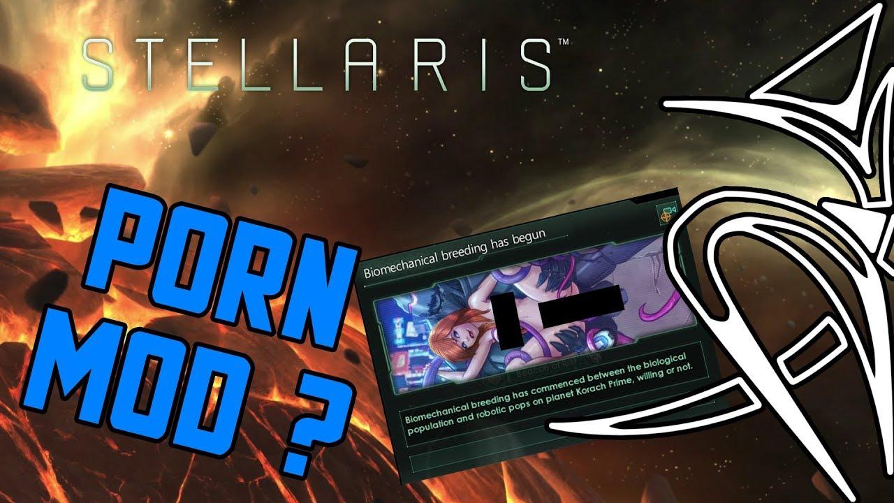 Stellaris PORN mod ?! (LoversLab)