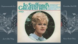 JO STAFFORD greatest hits decca Side One 360p