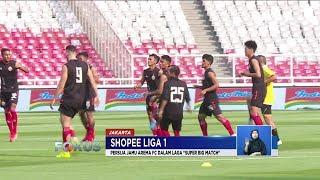 Persija Jamu Arema di Stadion Gelora Bung Karno -  Fokus