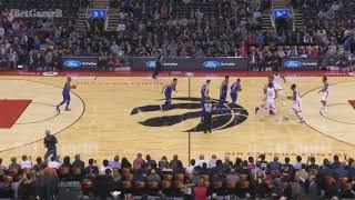 Toronto Raptors vs New York Knicks | Full Game Highlights | November 17, 2017