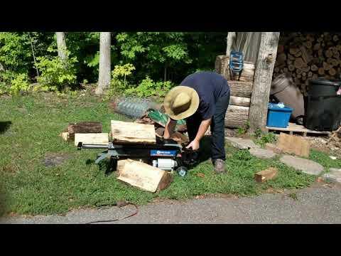 King Canada electric wood splitter