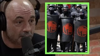joe rogan rants about antifa that is fascism