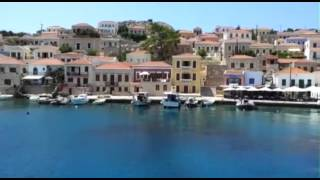 Trip to Halki from Rhodes, Greece