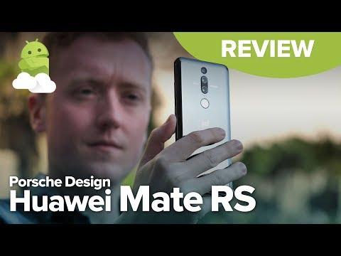 Porsche Design Huawei Mate RS Review: $2000 Phone, In-Display Fingerprint