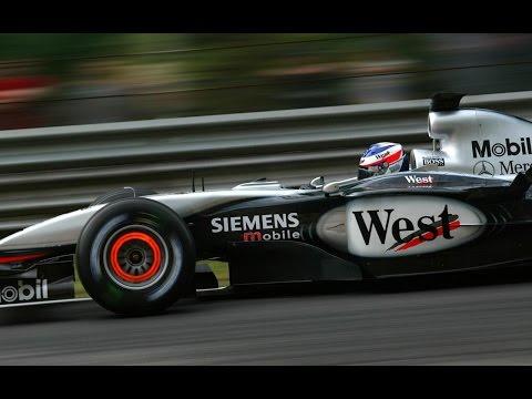 McLaren MP4 V10 3.0 - Engine Sound - F1 formula 1 ( NO TALKING )