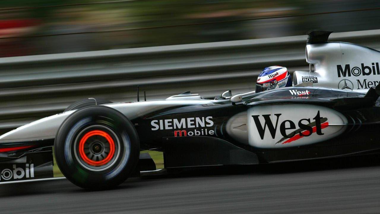 Mclaren Mp4 V10 3 0 Engine Sound F1 Formula 1 No