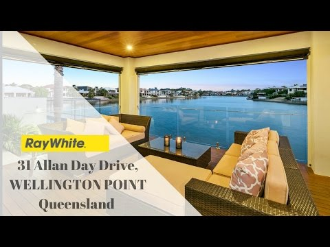 Bayside's finest real estate in Brisbane - 31 Allan Day Drive, WELLINGTON POINT
