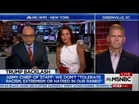 MSNBC Live with Velshi and Ruhle   Velshi destroys trump sup
