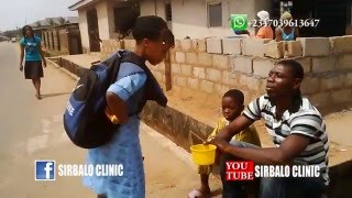 SIRBALO CLINIC ONE LOVE ADAEZE SHORT MOVIE Nigerian Comedy