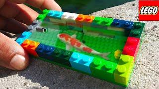 world-s-smallest-lego-fish-pond-aquarium-diy-fishing