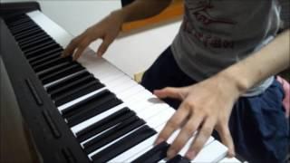 Tomorrow/真野恵里菜 ピアノ弾き語りです。