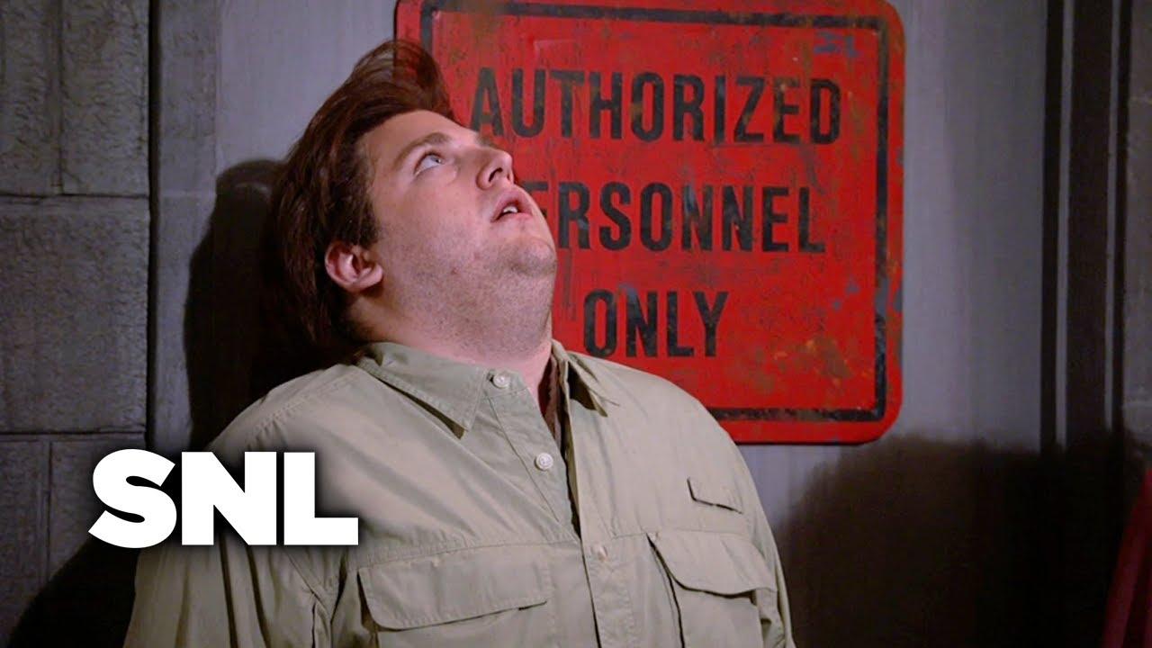MacGruber: Jonah Hill - Saturday Night Live