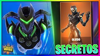 6 CURIOSITIES / SECRETS YOU DIDN'T KNOW ABOUT FORGET in Fortnite: Battle Royale 😱 [BySixx]