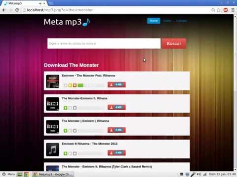Script Download Mp3 Metamp3